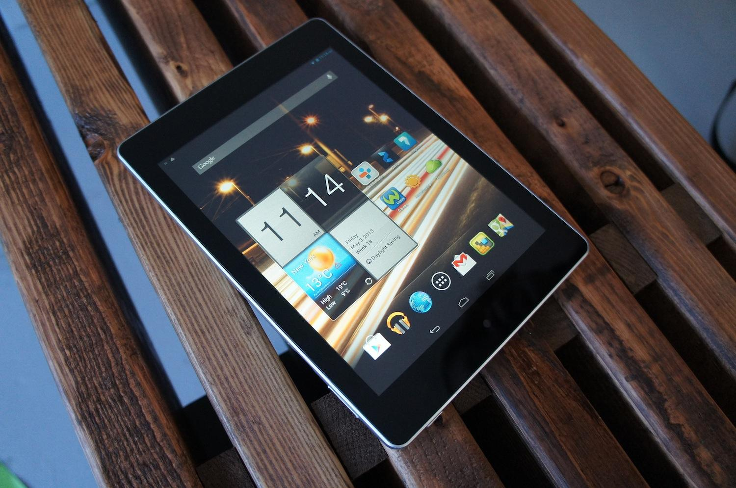 Android Acer Iconia A1