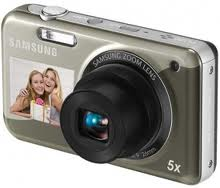 Samsung EC-PL120 Digital Camera with 14.2 MP and 5x Optical Zoom