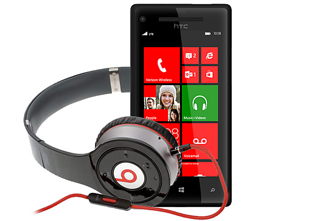 HTC Windows Phone 8X Beats Audio