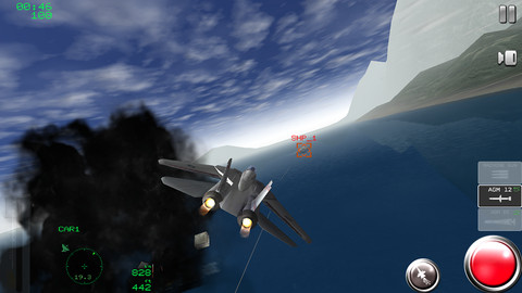 Air Navy Fighter game itunes ios