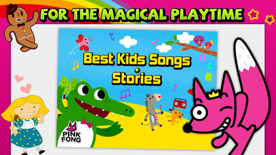 Best Kids Songs – Stories