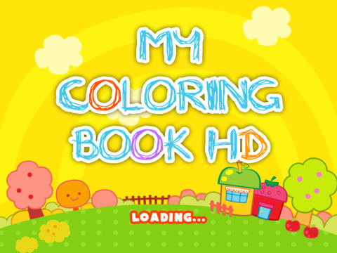 Coloring book iTunes iOS
