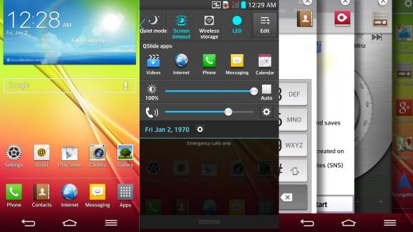 Đánh giá LG G2 so sánh với iPhone 5S và Galaxy Note 3