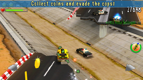 reckless racing game android ios