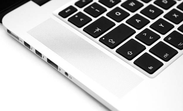 Apple Macbook Pro 15 Retina 2012 speaker