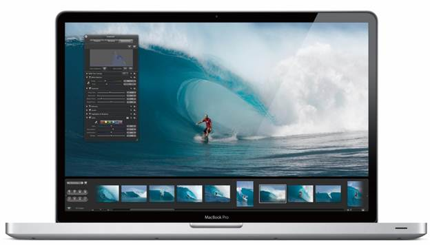 Apple Macbook Pro 13 display