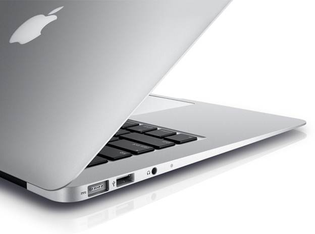 Macbook Air 2014 thiet ke