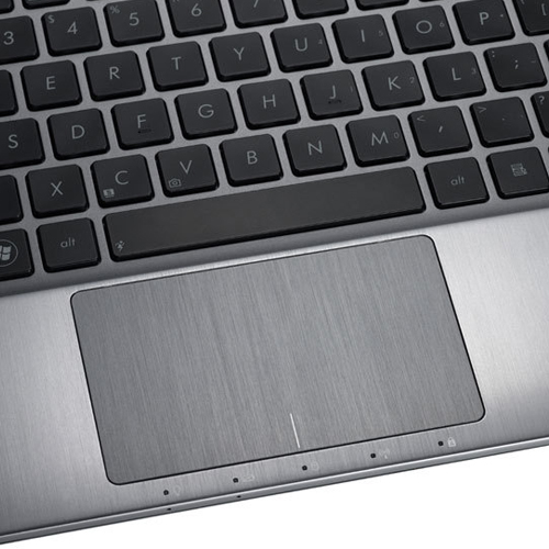 ASUS U47VC keyboard and touchpad