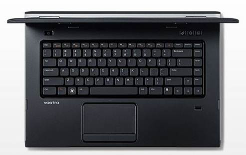 DELL Vostro 3350 V3350 touchpad and keyboard layout