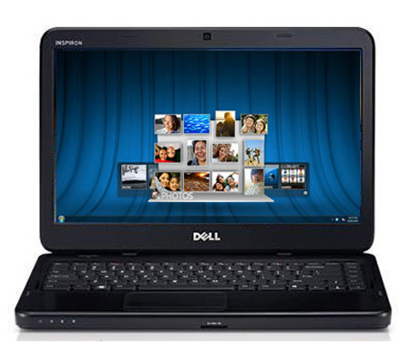 DELL Inspiron 14 N4050 Power