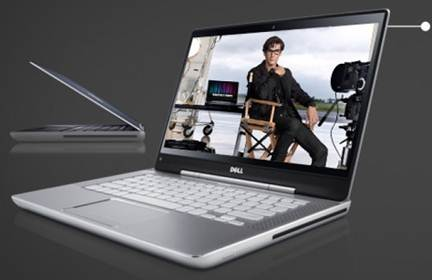 DELL XPS 14Z Design