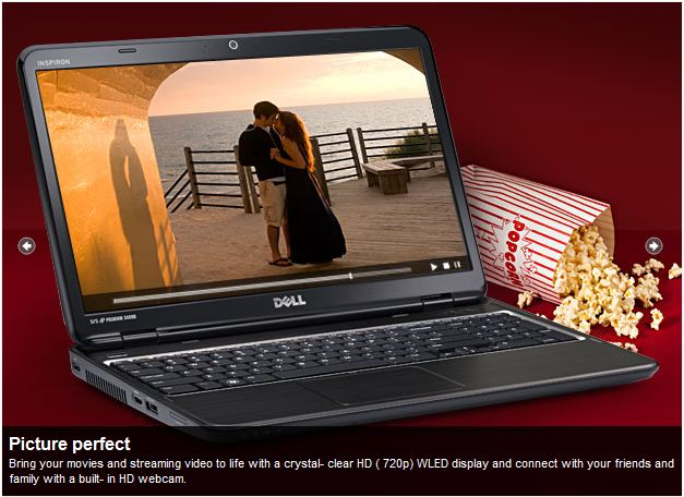 DELL Inspiron 15R (N5110) Display