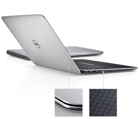 Ultraboook DELL XPS 13 L321X Design