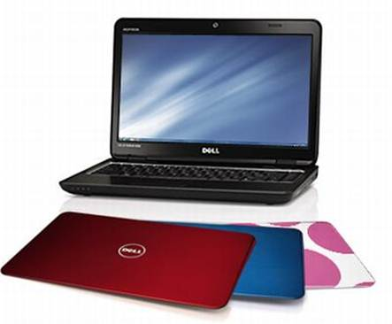 DELL Inspiron 14R N4110 Design