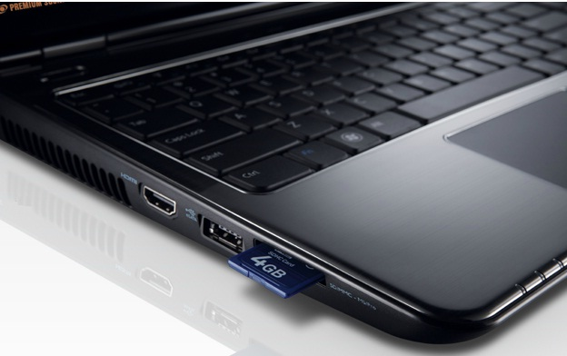 DELL Inspiron 14R N4110 Connectivity