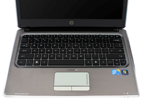 HP Pavilion DM3-1018TX well design attractive look
