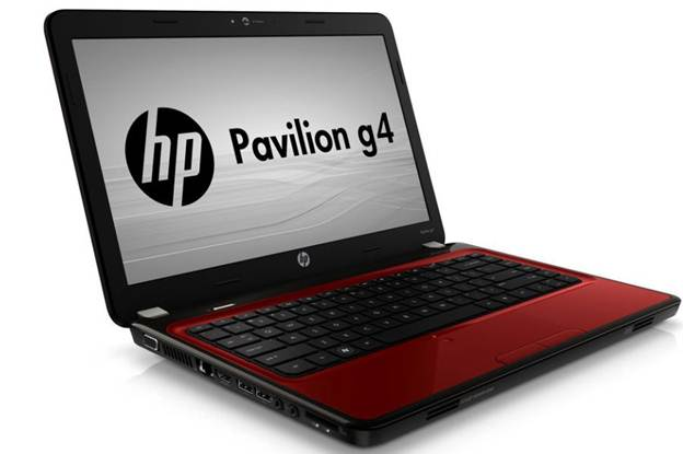 HP Pavillon G4 red speaker chicklet keyboard attractive design