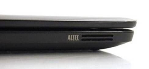 HP Pavillon G4 high performance speaker Altec Lansing