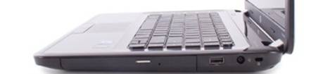 HP Pavillon G6 side DVD drive usb kensington lock