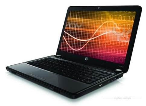 HP Pavillon G6 hardware fast processor high speed computing