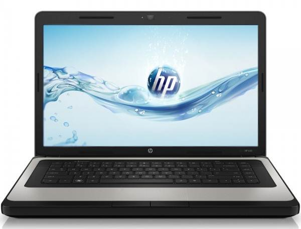 HP 430 design open lid