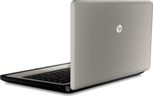 HP 430 silver open lid nice looking