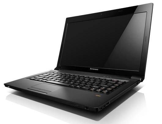 Lenovo B470 open lid another design