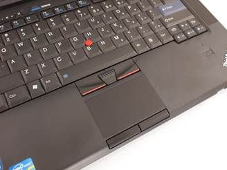 Lenovo Thinkpad T420 trackpoint touchpad fingering