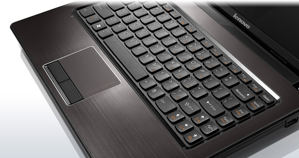 Lenovo G470 keyboard touchpad