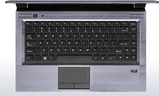 Lenovo V470 touchpad keyboard