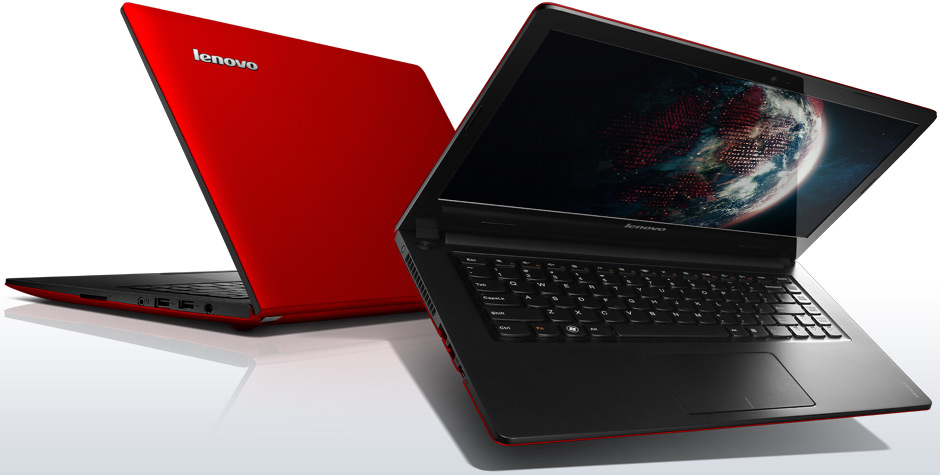 Lenovo Ideapad S400 design