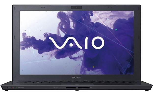 Sony Vaio F series VPC-F23EFX/B screen display
