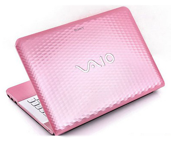 Sony Vaio E series VPC-EH32FX/P Pink
