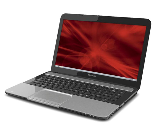 Toshiba Satellite L840 screen