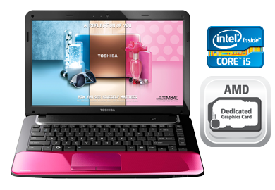 Toshiba Satellite M840 strong core