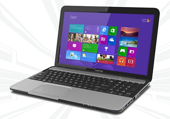 Toshiba Satellite L850