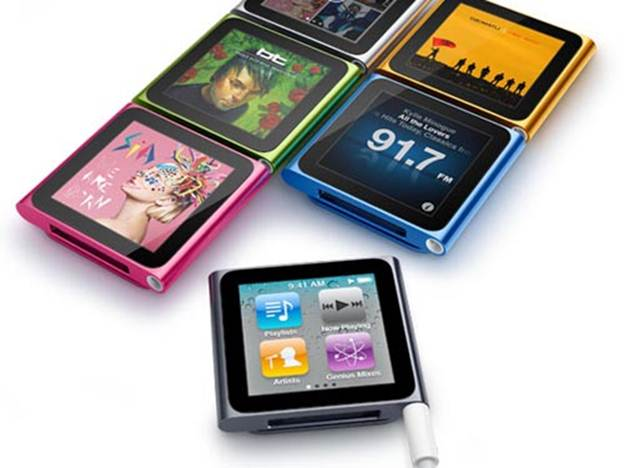 IPod Nano gen 6 16Gb Pink MC698ZP/A