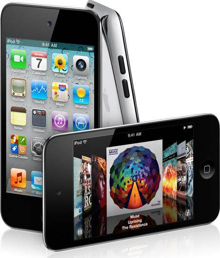 iPod Touch Gen 4 16G - Black ME178ZP/A