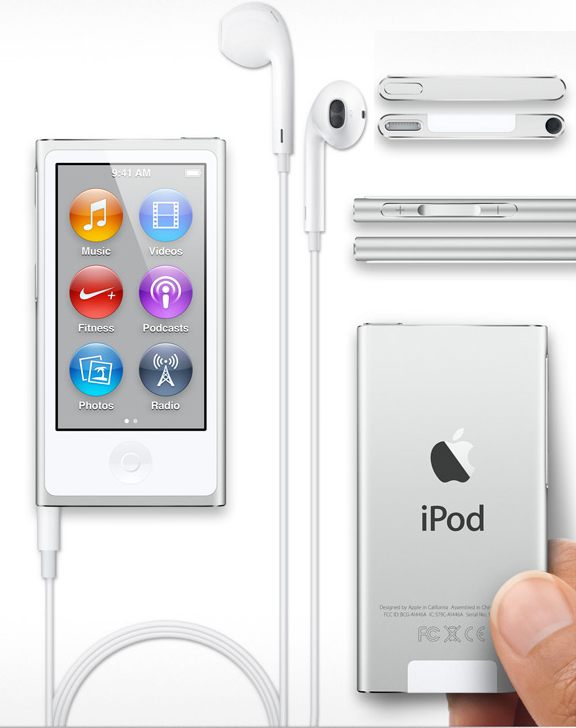Apple iPod Nano gen 7