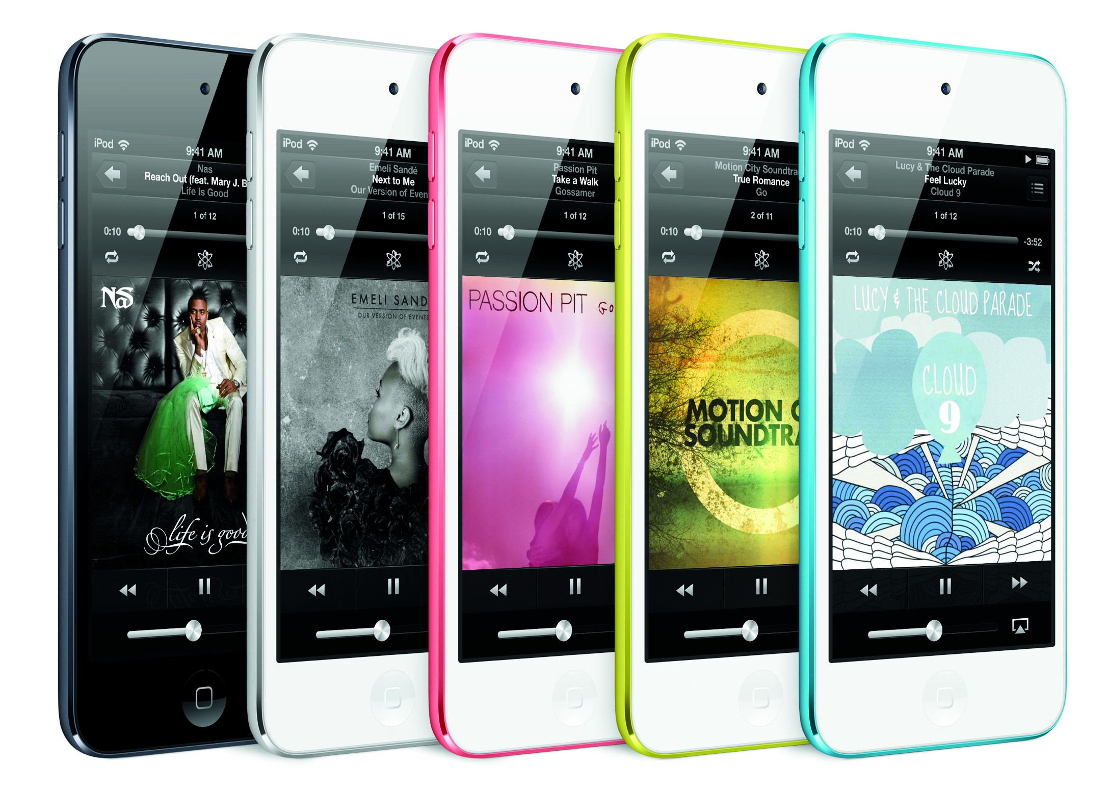 iPod Touch Gen 5 32G - Pink MC903ZP/A