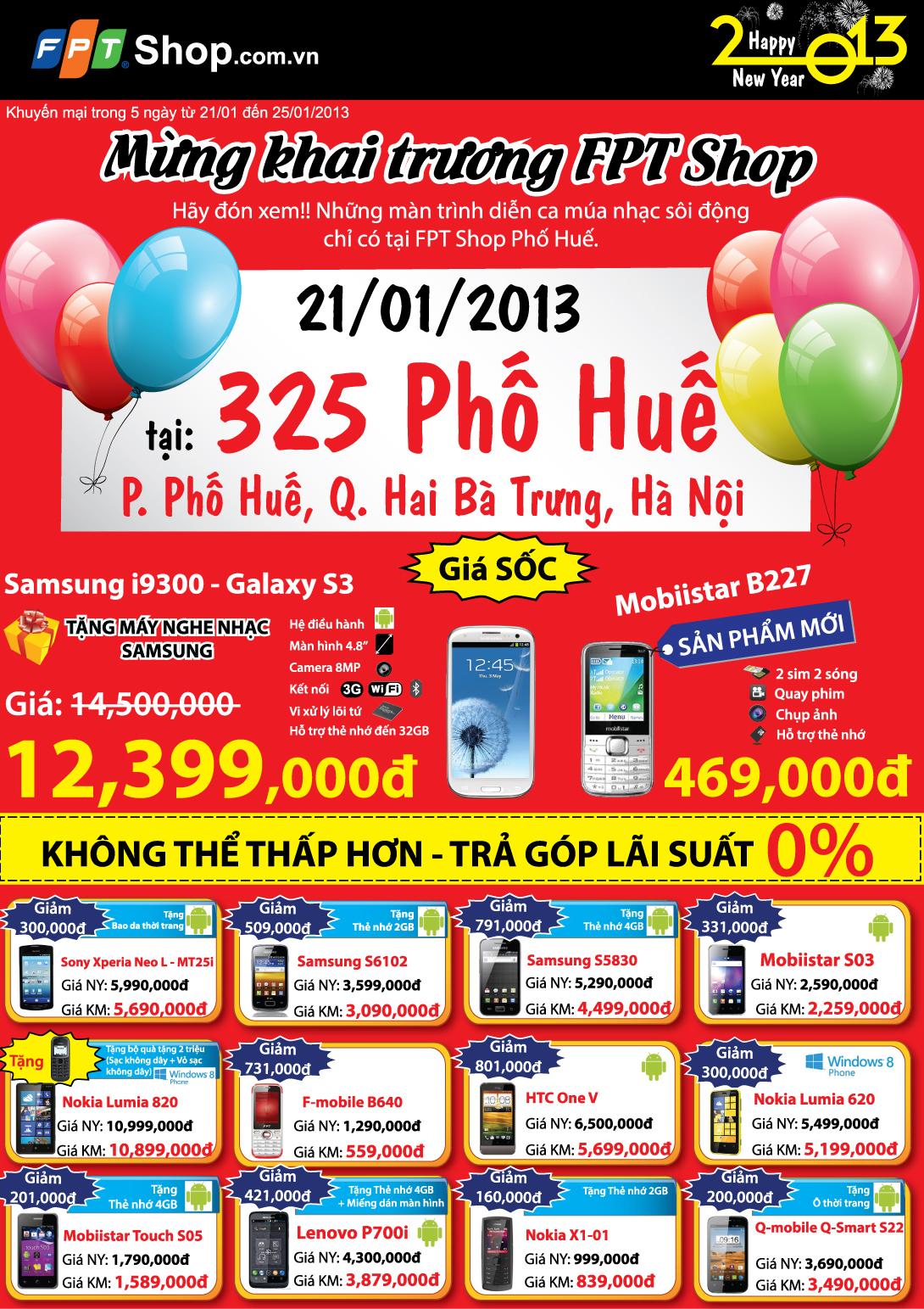 Khai truong Pho Hue Ha Noi 2