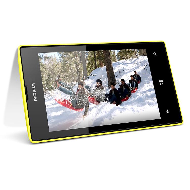 Lumia 525 với khả năng chụp ảnh ngoài trời chưa đẹp
