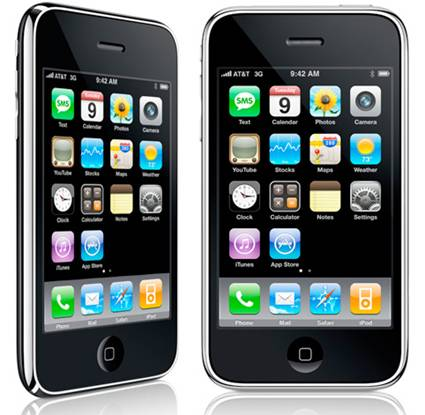 điện thoại iPhone 3GS