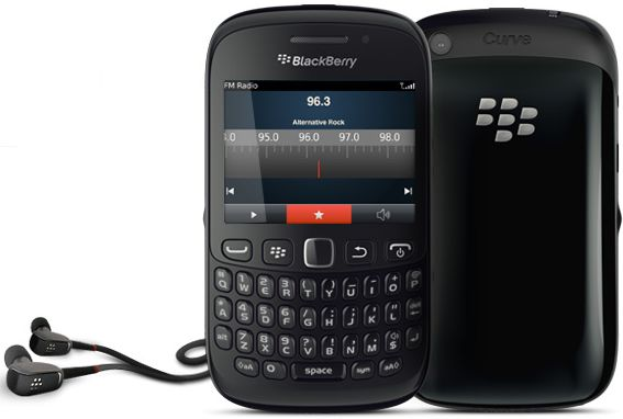 camera BlackBerry Curve 9220