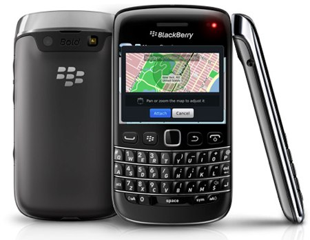 internet BlackBerry Bold 9790