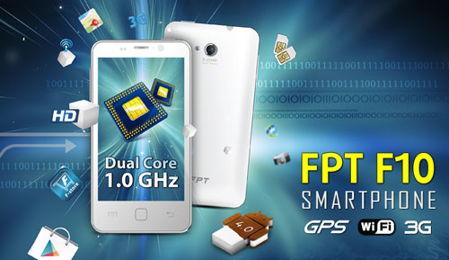 Điện thoại Android FPT F10
