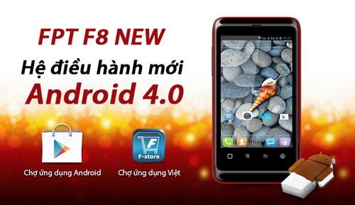 Điện thoại FPT F8 New