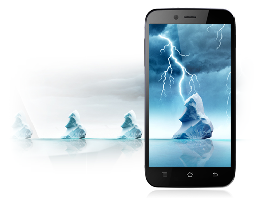 Điện thoại FPT V chạy Android 4.1 Jelly Bean