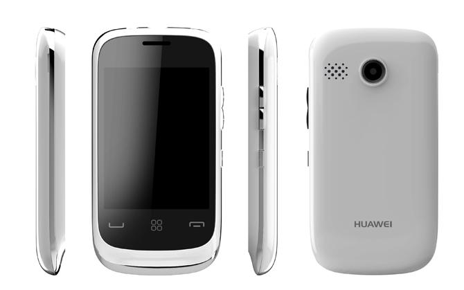 Smartphone Huawei Ascend Y100