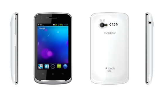 Mobiistar Touch S02i